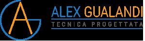 Alex Gualandi | Progettista e consulente in termotecnica Logo